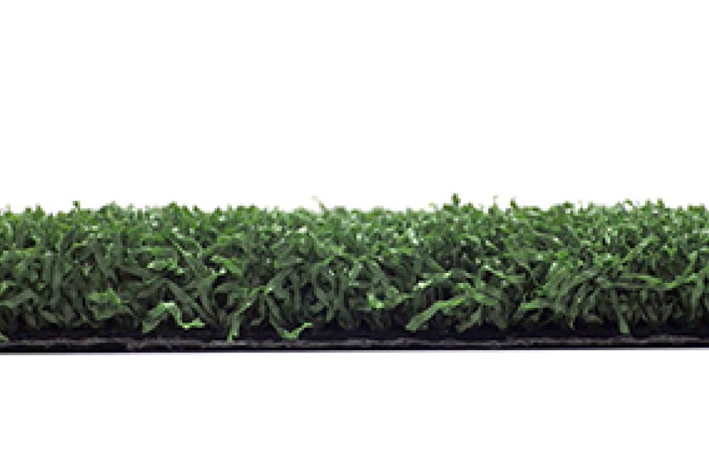 パターゴルフマット 芝丈12mmSターフ GOLFの断面写真